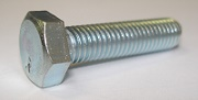 B.S.F High Tensile Set Screws Grade 'R' B.Z.P.